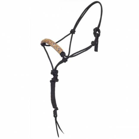 Turn-Two Equine Mesquite Canyon Rope Halter with Lead