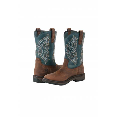 Noble Outfitters Ranch Tough Work Boot Square Toe