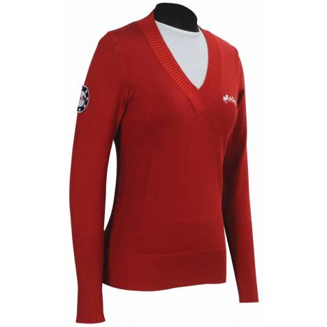 Equine Couture Ladies Patriot Slim Fit Sweater