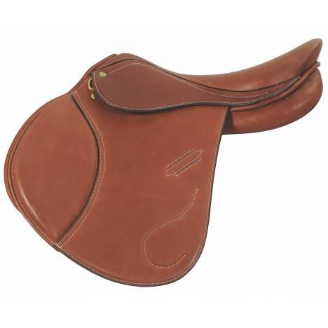 HDR Pro Revelation Jumping Saddle with Foam Panels