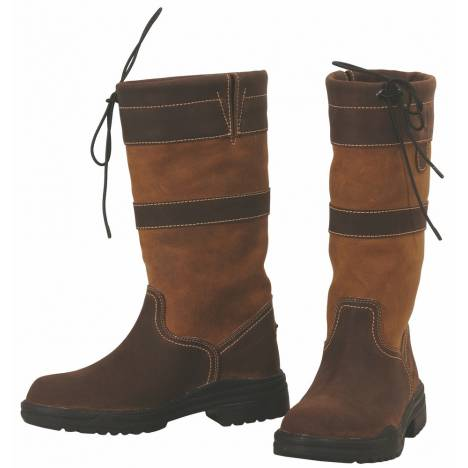 Tuffrider Ladies Low Country Waterproof Boots