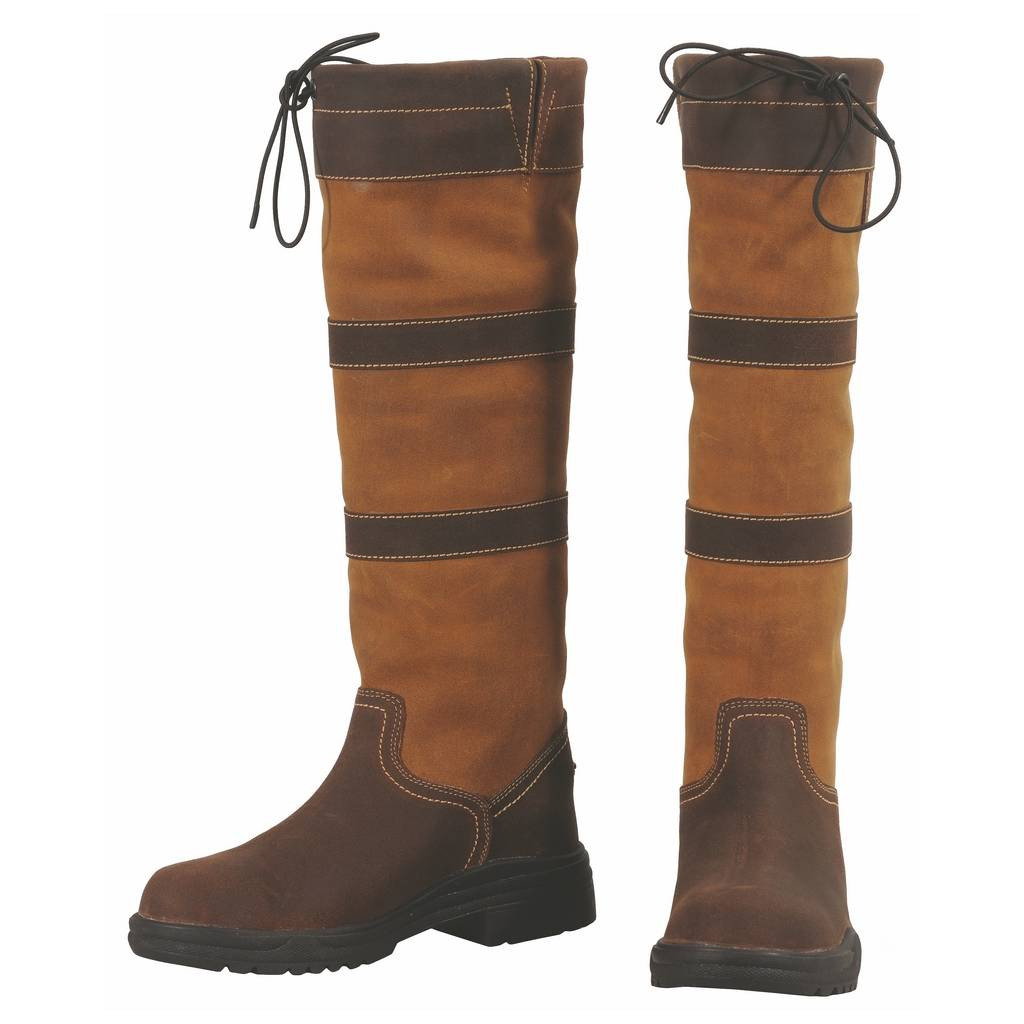 Tuffrider Lexington Mens Water Proof Tall Boots