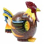 Songbird Essentials Gord-O Bird House Rooster
