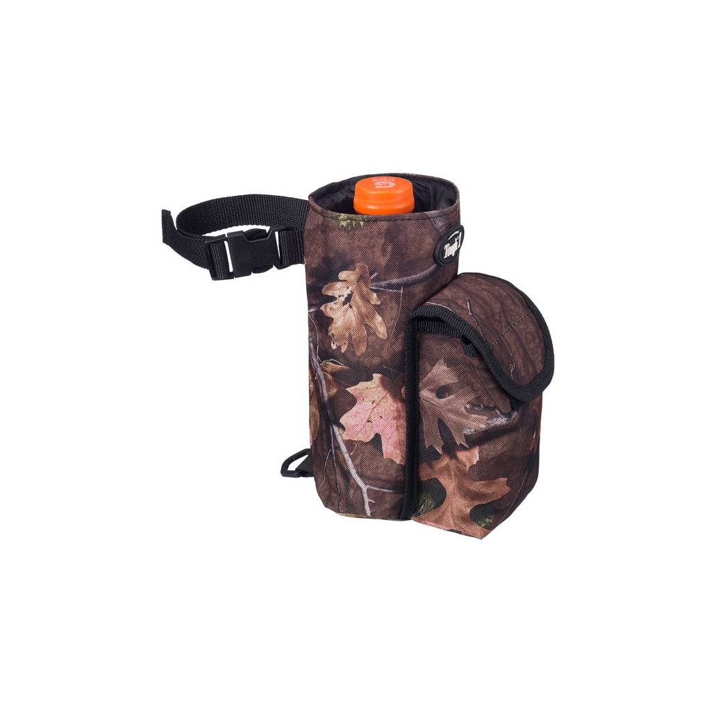 Tough-1 Bottle Holder/Cell Phone Combo Pouch in Prints - Tough Timber