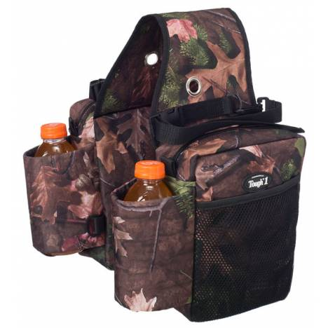 Tough-1 Saddle Bag/Bottle Holder/Gear Carrier in Prints - Tough Timber