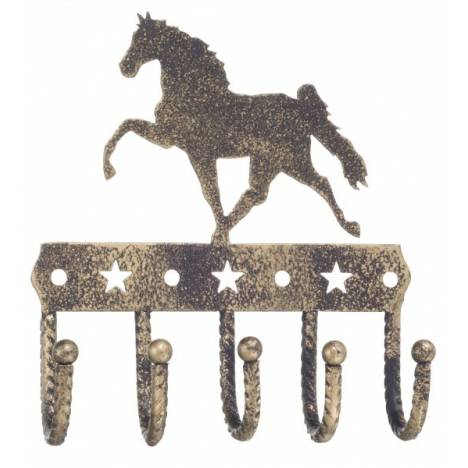 Gift Corral Key Rack - Walking Horse