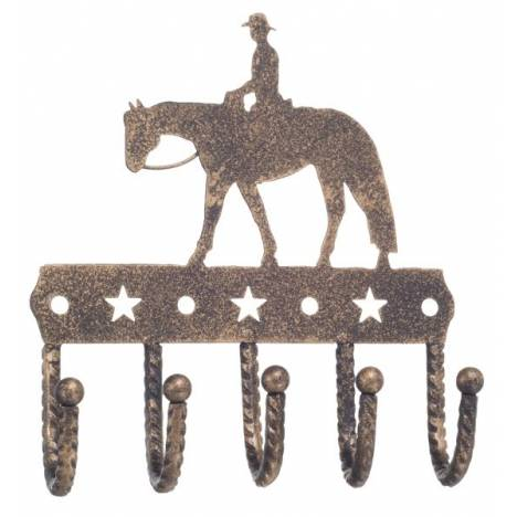 Gift Corral Key Rack - Western Pleasure