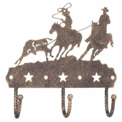 Gift Corral 3 Hook Rack - Team Roper