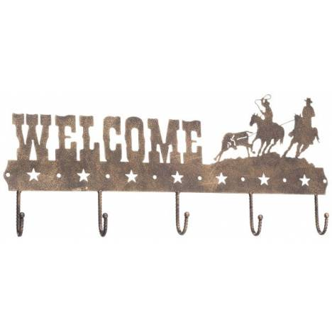 Gift Corral Welcome Sign Hook - Team Roper
