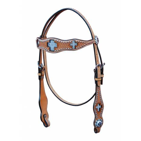 Turn-Two Equine St. Francis Browband Headstall