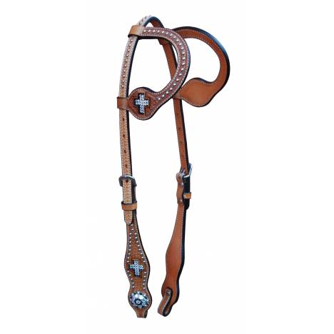 Turn-Two Equine St. Francis Double Ear Headstall