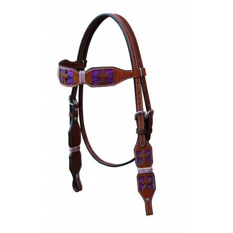 Turn-Two Equine St. Gabriel Browband Headstall