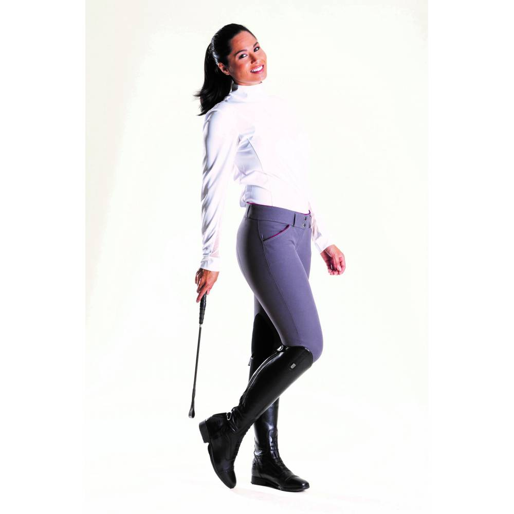 Devon Aire Ladies Signature Woven Euroseat Breech