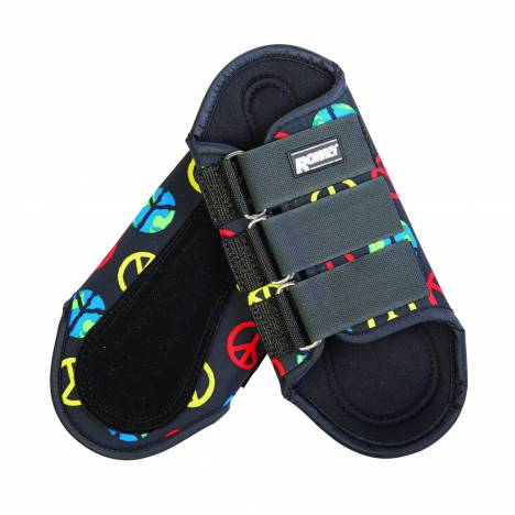 Roma Peace Sign Splint Boots