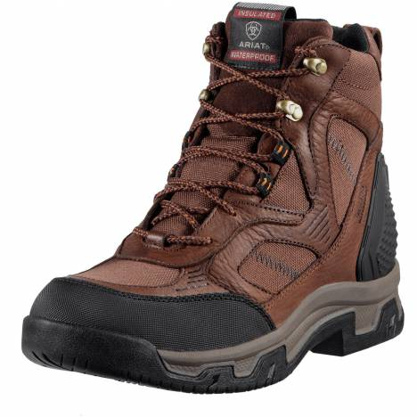 Ariat Mens Creston H2O Insulated Boots