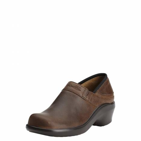 Ariat Ladies Santa Cruz Clog - Walnut