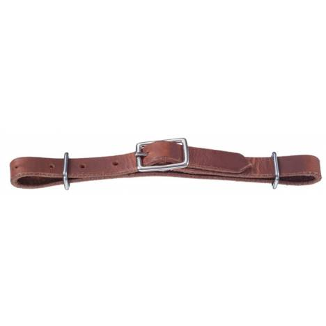 Tough-1 Harness Leather Curb Strap
