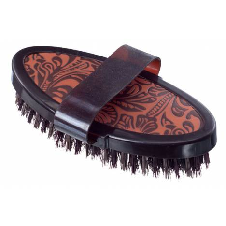 Tough-1 Printed Block Finishing Brush - Tooled Leather