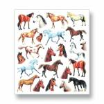 Horses & Horseheads Stickers