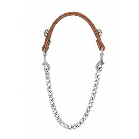 Weaver Leather Bling/Chain Goat Collar & Lead
