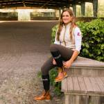HorZe Havanna Jodhpurs - Light Brown - 8.5