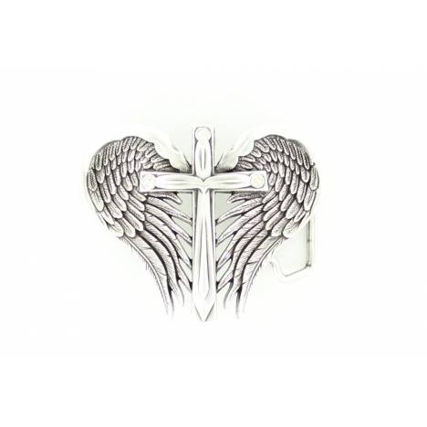 Nocona Winged Cross Buckle