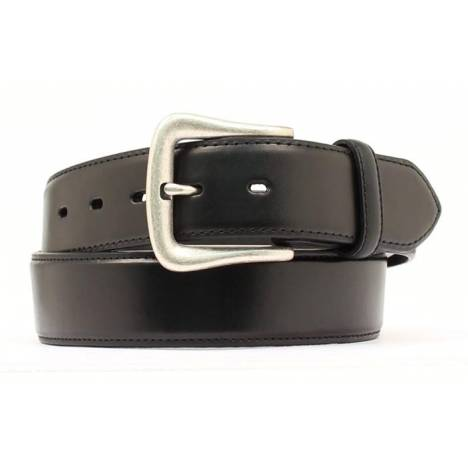 Nocona Mens Work Belt with Overlay