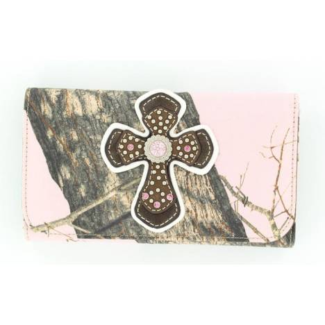 Blazin Roxx Cross Overlay Wallet
