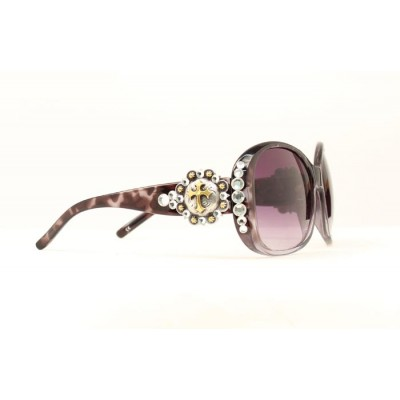 Blazin Roxx Berry Cross Sunglasses