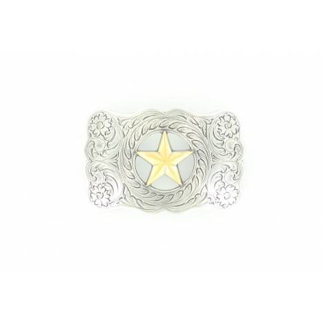 Nocona Antique Star Buckle