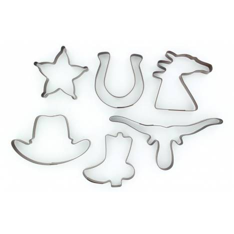 Western Moments Cookie Cutter Set