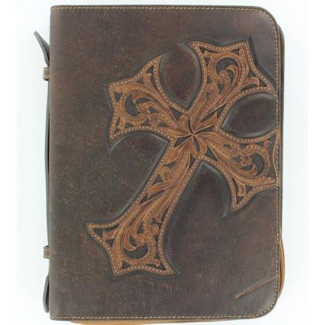 Nocona Cross Bible Cover
