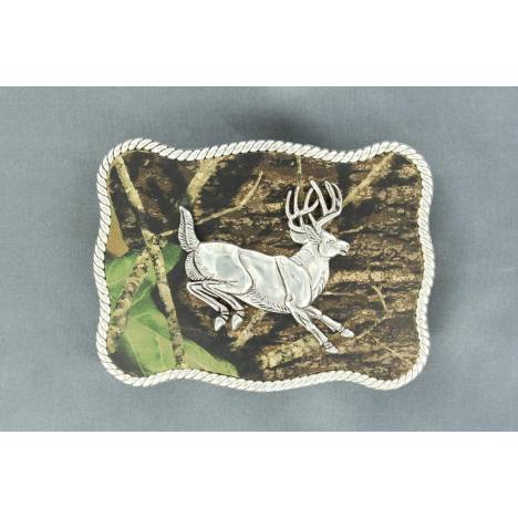 Nocona Jumping Buck Buckle
