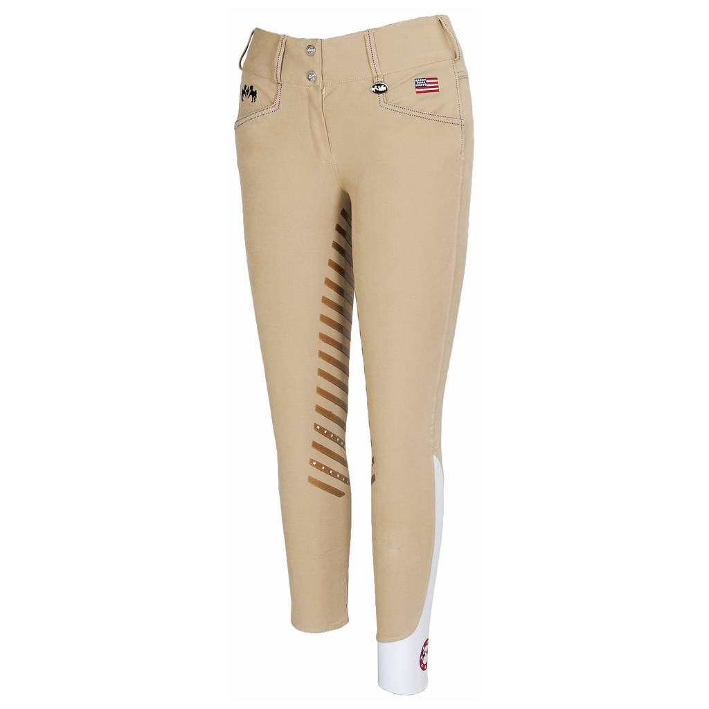 Equine Couture Ladies Bostonian XKP Breech