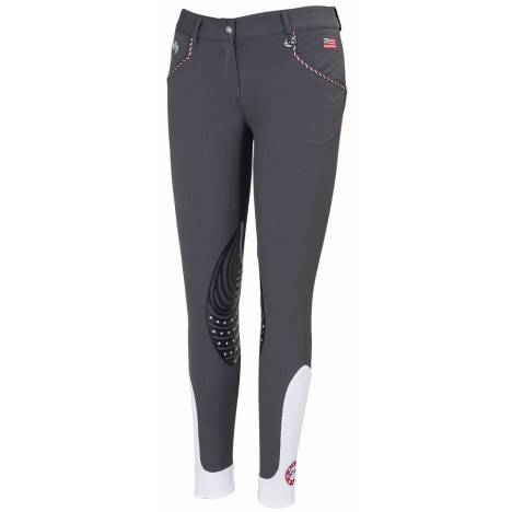 Equine Couture Ladies Centennial Knee Patch Breech