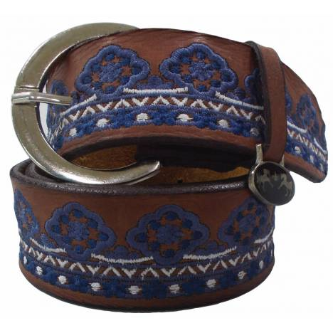 Equine Couture Ladies Angela Leather Belt