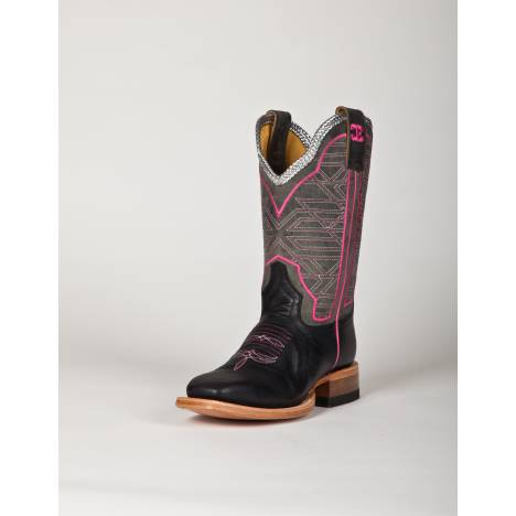 Cinch Edge Womens Cew506 Eel Print Boot