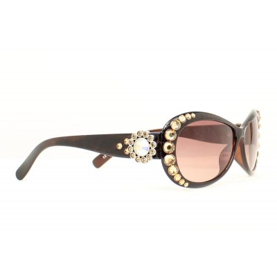 Blazin Roxx Womens Crystal Bling Sunglasses