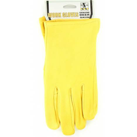 HD Xtreme Mens Deerskin Gloves