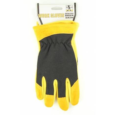 HD Xtreme Mens Deerskin Utility Gloves