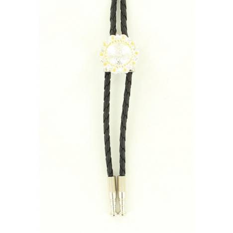 Double S Boys Floral Scroll Bolo