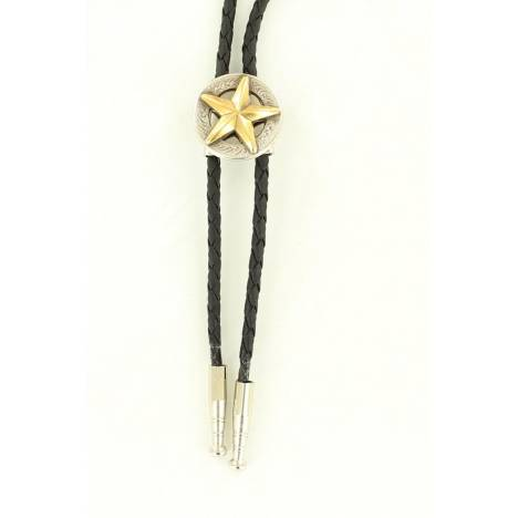 Double S Boys Texas Star Bolo