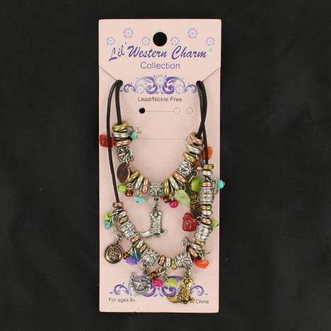 Blazin Roxx Little Girls Multi Charm Set