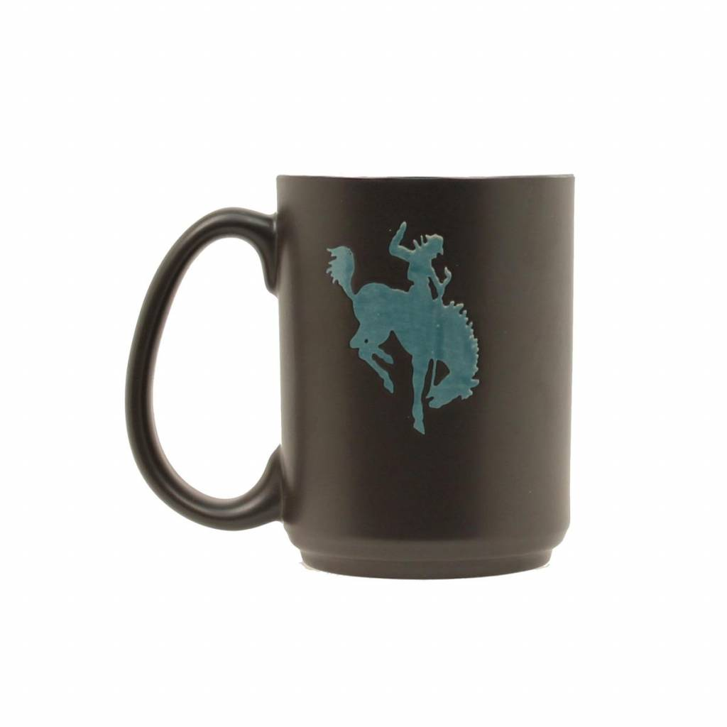 Western Moments Saddle Bronc Mug