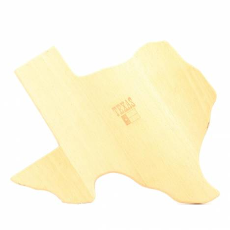 Western Moments Texas Cutting Board