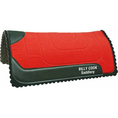 Billy Cook Saddlery Scalloped Trainers Pad