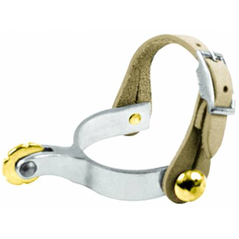 ABETTA Toddler Spurs with Straps