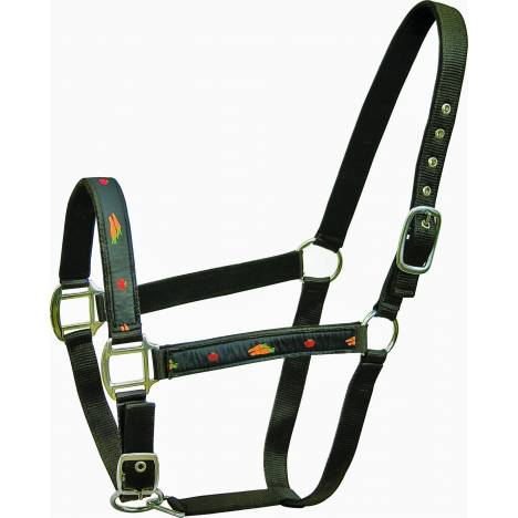 ABETTA Carrot & Apple Trim Nylon Halter