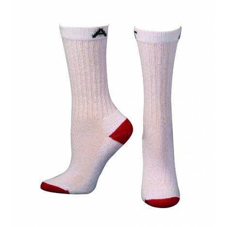 ARIAT Youth Comfort Reinforced Boot Sock - 3 Pack