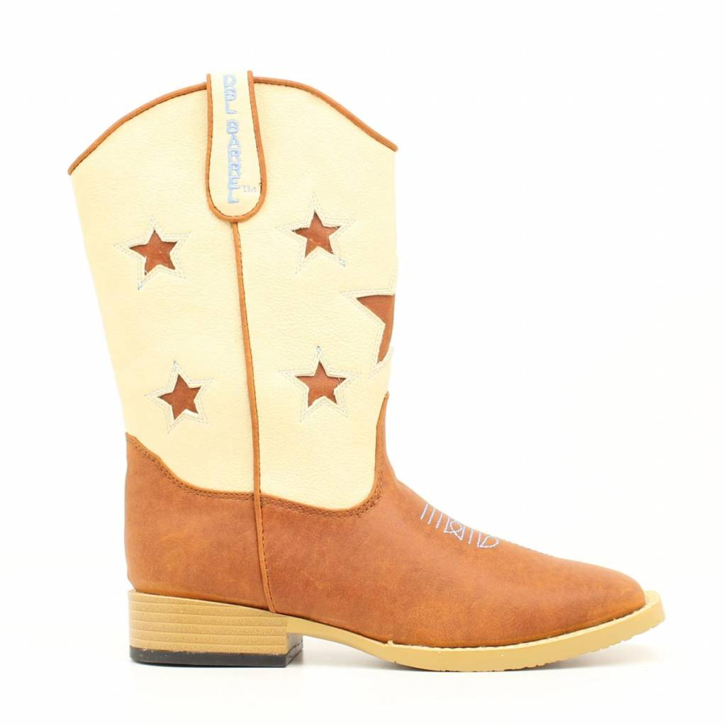 DBL Barrel Youth Lone Star Boot